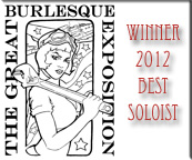 Boston Burlesque Expo Best Soloist